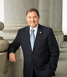 Gov. Gary Herbert - FILE PHOTO
