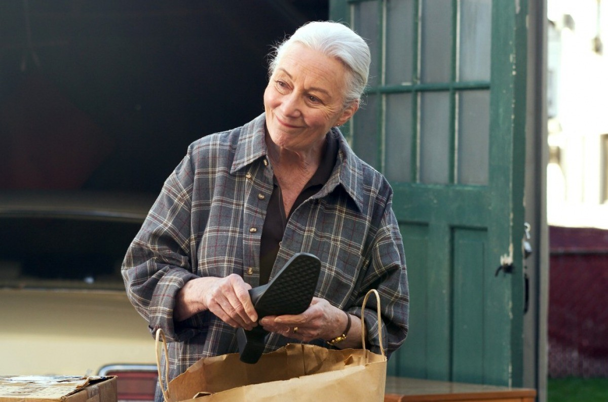 Image result for aunt may spiderman 2