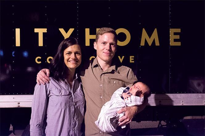 Mark, Tessa & Ella Hale