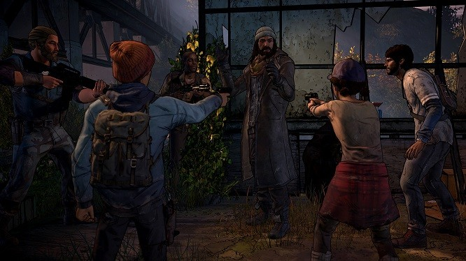 Sorry, I just didn't think La La Land was all that great. You gonna shoot me if I didn't think Avatar was a masterpiece, either? - TELLTALE GAMES