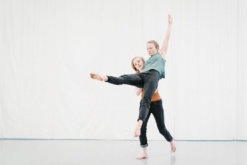 Emma Sargent and Natalie Border - MOTION VIVID