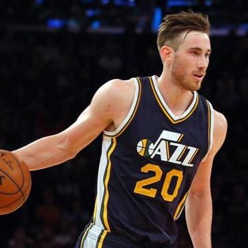 Gordon Hayward's now-obsolete Twitter profile picture