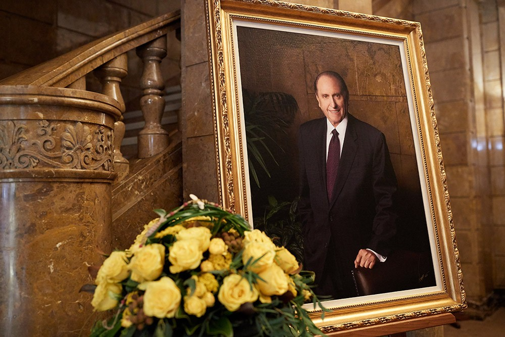 Funeral Route: Remembering LDS church Pres. Thomas S. Monson