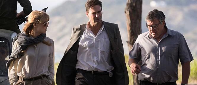 Rosamund Pike, Jon Hamm and - Dean Norris in Beirut - BLEECKER STREET FILMS