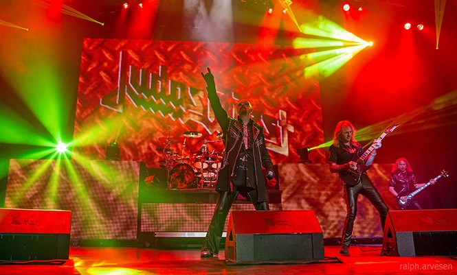 Judas Priest - RALPH ARVESEN VIA FLICKR