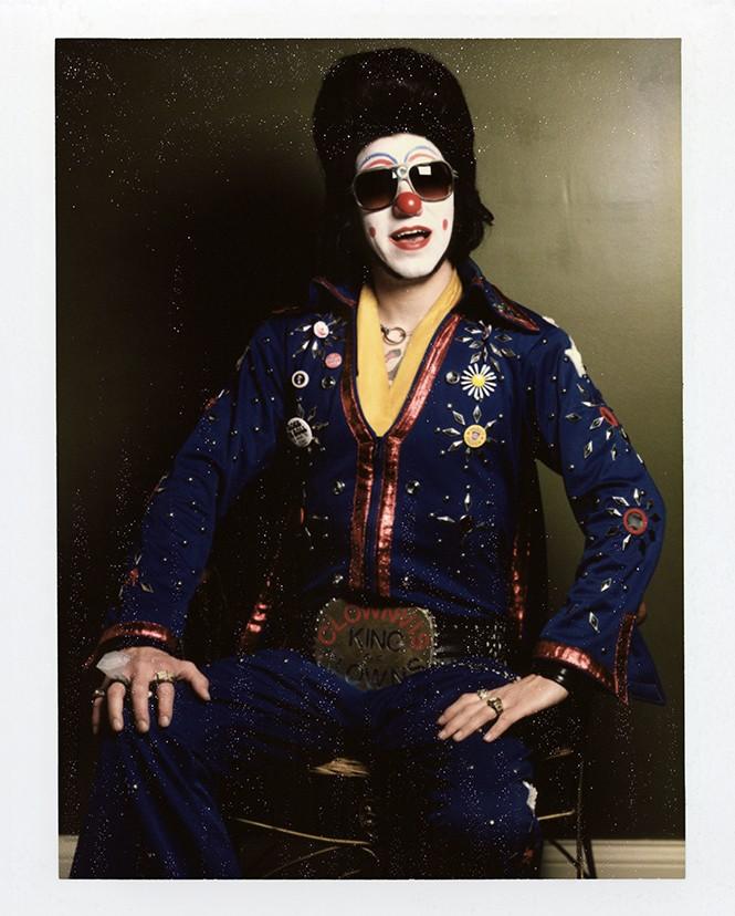 Clownvis Presley - SEAN BARRETT