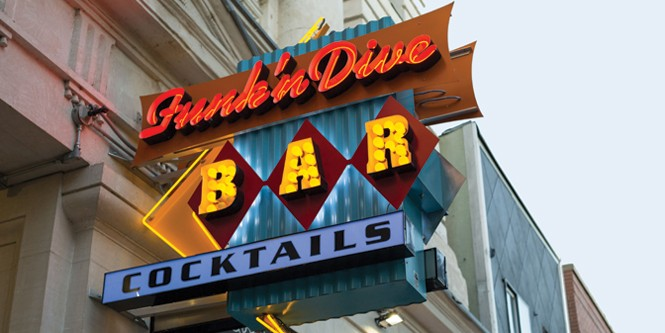 Funk 'N Dive - DEREK CARLISLE