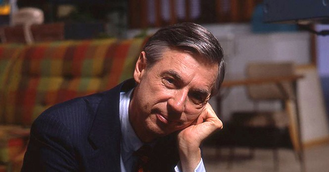 Fred Rogers in Won't You Be My Neighbor? - FOCUS FEATURES