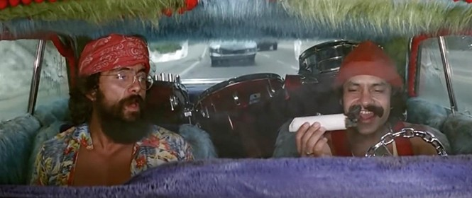 Cheech & Chong's Up in Smoke - PARAMOUNT PICTURES