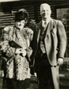Dr. George A. Allen and his wife, Ruth.