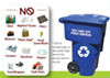 Latest recycling guidelines from SLCgreen.