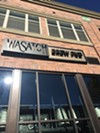 Wasatch Brew Pub in Salt Lake City