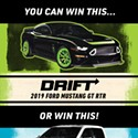 Enter to Win a New Ride!