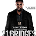 Enter to win a screening pass to 21 BRIDGES