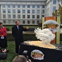Gov. Herbert Pardons 47-Pound Turkey