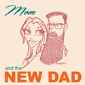 <i>Mom And The New Dad</i>