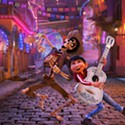 Movie Reviews: Coco, Last Flag Flying, The Man Who Invented Christmas