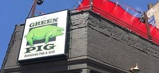 The Green Pig Pub