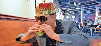 "Q&A with the ""Burger King"" John Gutz"