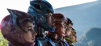 Movie Reviews: Life, Power Rangers, The Last Word, Song to Song, Raw, Wilson