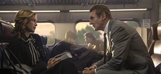 Movie Reviews: The Commuter, The Post, Paddington 2, Call Me By Your Name