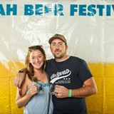 2018 Utah Beer Festival Photo Booth