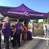 Walk to End Alzheimer's 9.12