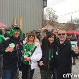 St. Patrick's Day Parade After Party at MTN WST Cider