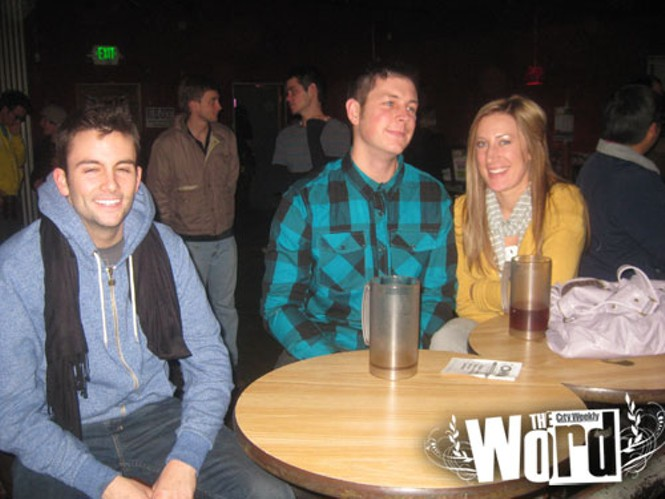 CWMA 2010: Urban Lounge showcase
