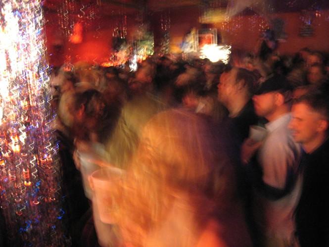 SLUG Magazine's 21st Birthday - Urban Lounge: 2/19/10