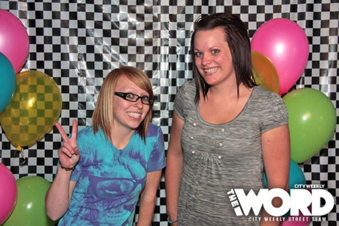 80s Prom Party at Area 51 (5.6.10)
