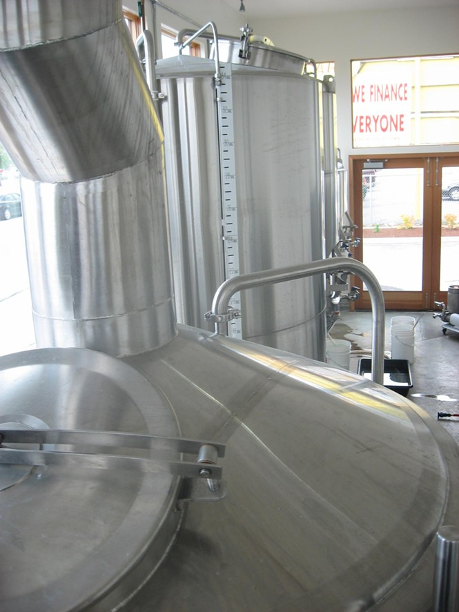 Epic Brewing: 5/14/10