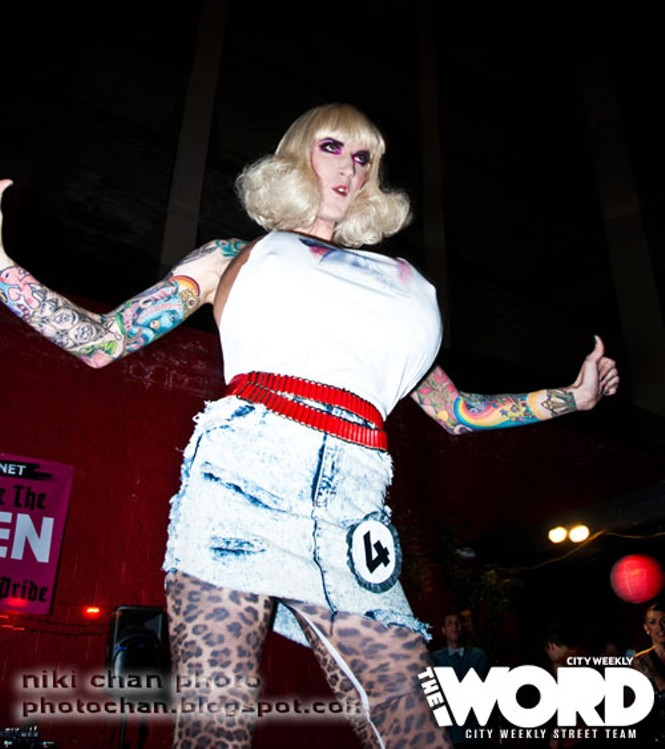 Miss City Weekly Pride Pageant (by Niki Chan Wylie)
