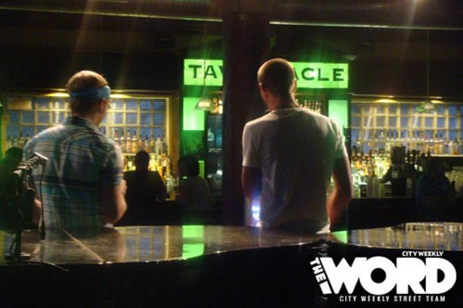 Club Night at the Tavernacle 7.6.10
