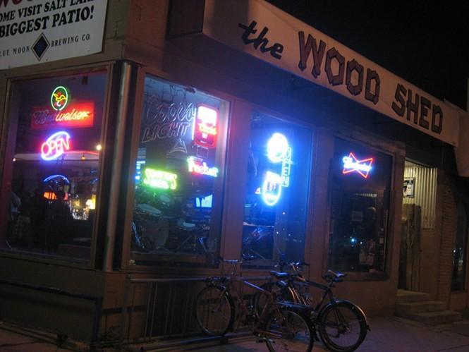 The Woodshed: 10/8/10