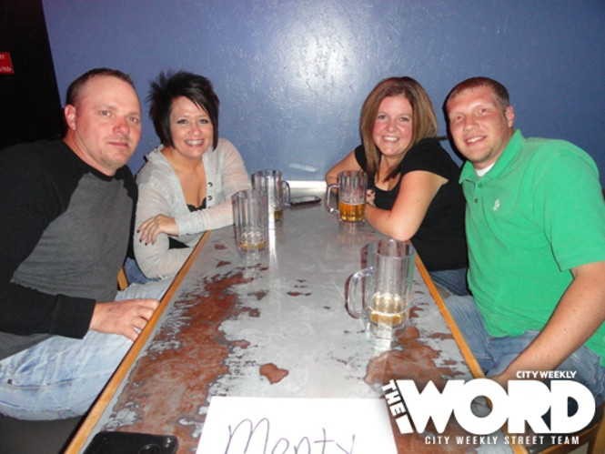 Thanksgiving Eve Party at Liquid Joes (11.23.11)