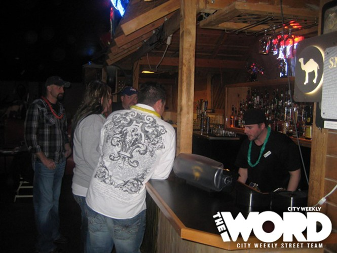 Club Night at The Westerner (1.27.12)