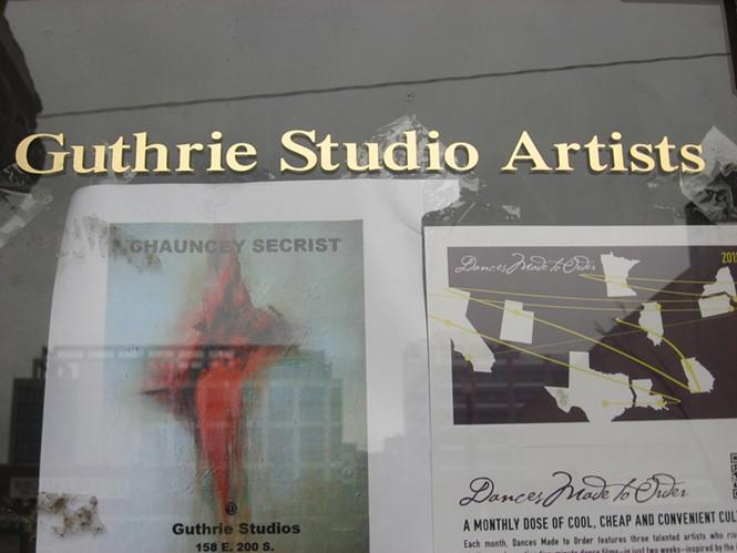 Guthrie Studios: 5/26/12