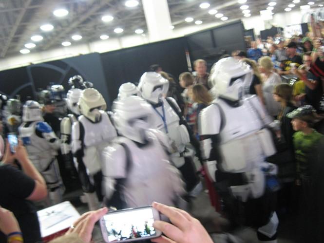 Salt Lake Comic Con 2013: 9/7/13