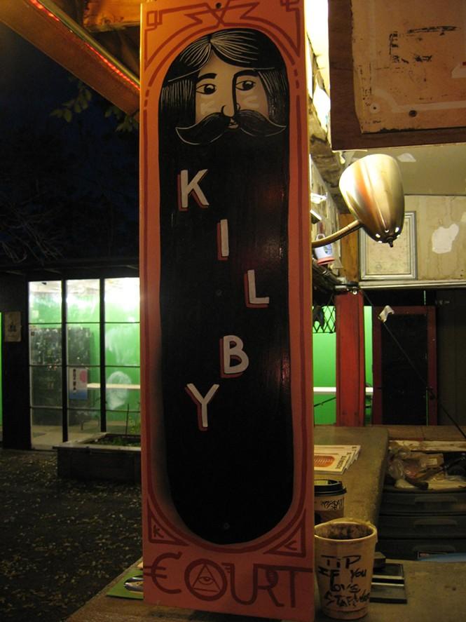 Kilby Court: 11/2/13