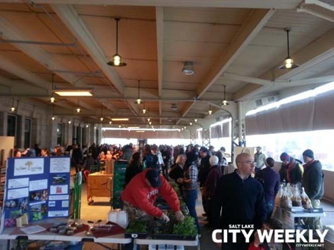 Winter Farmers Market 1.11.14