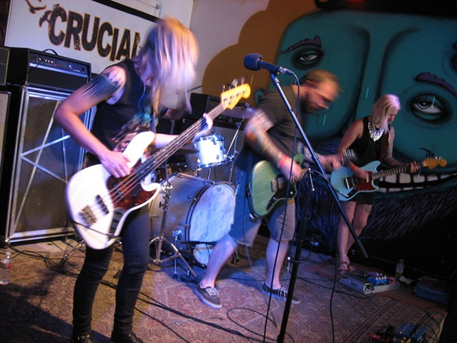 Crucialfest Four - The Shred Shed: 6/7/14