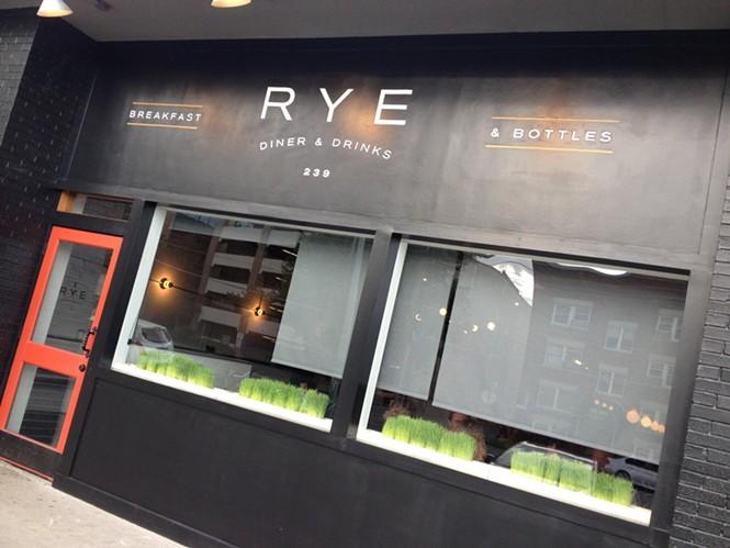 Rye: 5/28/14