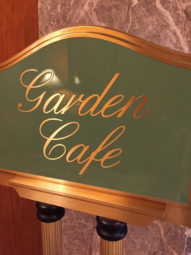 Garden Cafe Grand America