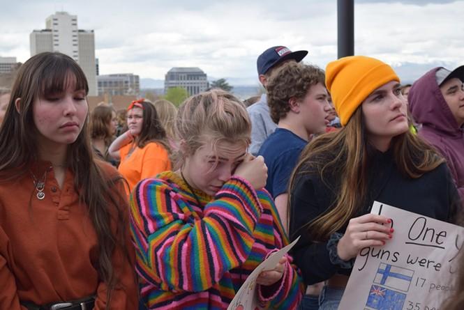 Nationalschoolwalkoutday Salt Lake City Slideshows