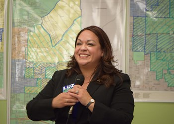 Luz Escamilla: 'This Race Isn't Over yet'