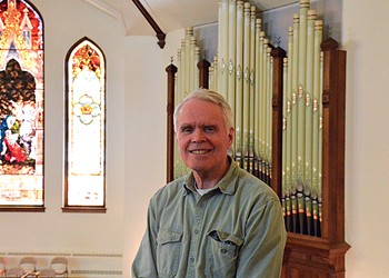 A Chat With Michael Bigelow, Builder of Pipe Organs