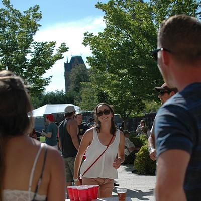 2015 Utah Beer Festival: Josh Scheuerman