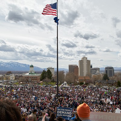 March for Our Lives SLC - March 24, 2018