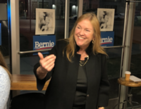 Exclusive: <i>City Weekly</i> Talks to Jane Sanders